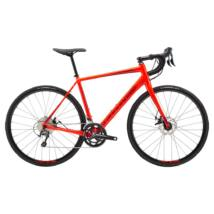 Cannondale SYNAPSE DISC TIAGRA 2018 férfi Országúti Kerékpár piros