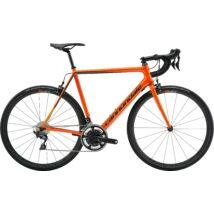 Cannondale SUPER SIX EVO CARBON ULTEGRA RACE 2019 férfi Országúti Kerékpár narancs