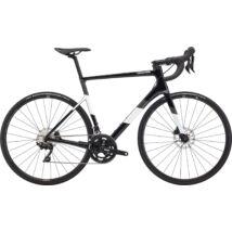 Cannondale SUPER SIX EVO Carbon Disc 105 50/34 2020 férfi Országúti Kerékpár fekete
