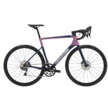Cannondale Super Six Evo HM Disc Ultegra 2021 férfi Országúti Kerékpár sötétkék