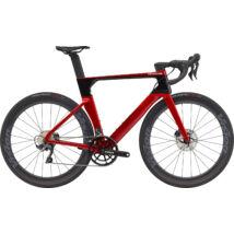 Cannondale System Six Ultegra 2021 Triathlon Kerékpár piros