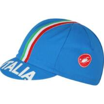 Castelli CYCLING CAP ITALIA TEAM férfi kerékpáros sapka