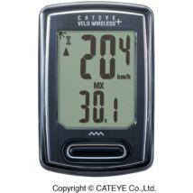 Cateye Computer Velo Wireless+ Ccvt235 8Funk Háttérv. Wless