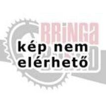 Chiba LADY GEL női kerékpáros kesztyű, fehér/türkizkék