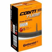 Continental Belső Tömlő Kerékpárhoz Cross 28 32/47-622 S42 Dobozos