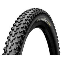 Continental Gumiabroncs Kerékpárhoz 58-584 Cross King 2.3 27,5x2,3 Fekete/Fekete, Skin Hajtogathatós