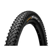 Continental Gumiabroncs Kerékpárhoz 55-584 Cross King 2.2 27,5x2,2 Fekete/Fekete, Skin Hajtogathatós