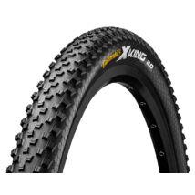 Continental gumiabroncs kerékpárhoz 50-584 Cross King 2.0 27,5x2,0 fekete/fekete, Skin hajtogathatós