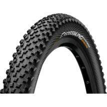 Continental MTB gumiabroncs kerékpárhoz 65-584 Cross King 2.6 ShieldWall 27,5x2,6 fekete/fekete, Skin hajtogathatós