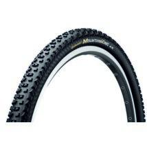 Continental gumiabroncs kerékpárhoz 55-584 Mountain King II 2.2 ProTection 27,5x2,2 fekete/fekete, Skin hajtogathatós