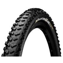 Continental gumiabroncs kerékpárhoz 58-584 Mountain King 2.3 Protection 27,5x2,3 fekete/fekete Skin, hajtogathatós