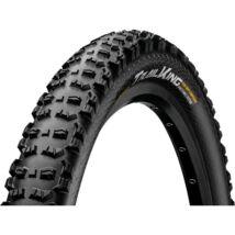 Continental MTB gumiabroncs kerékpárhoz 65-584 Trail King 2.6 ShieldWall 27,5x2,6 fekete/fekete, hajtogathatós