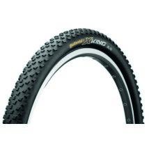Continental Gumiabroncs Kerékpárhoz 55-584 X-king 2.2 Racesport 27,5x2,2 Fekete/Fekete, Skin Hajtogathatós