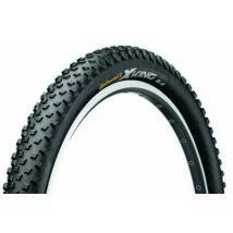 Continental Gumiabroncs Kerékpárhoz 60-584 X-king 2.4 27,5x2,4 Fekete/Fekete, Skin Hajtogathatós
