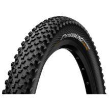 Continental MTB gumiabroncs kerékpárhoz 65-622 Cross King ShieldWall fekete/fekete hajtogathatós skin