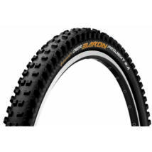 Continental gumiabroncs kerékpárhoz 60-622 Der Baron 2.4 Projekt 29x2,4 fekete/fekete, Skin, hajtogathatós