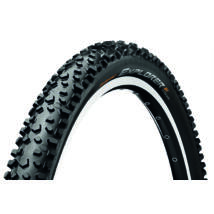 Continental Gumiabroncs Kerékpárhoz 47-507 Explorer 24x1,75 Fekete/Fekete