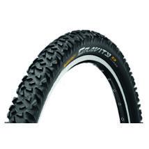 Continental Gumiabroncs Kerékpárhoz 57-559 Gravity 26x2,3 Fekete/Fekete, Skin