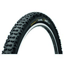 Continental Gumiabroncs Kerékpárhoz 55-559 Trail King 2.2, 26x2,2 Fekete/Fekete Skin, Hajtogathatós