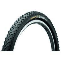Continental Gumiabroncs Kerékpárhoz 60-559 X-king 2.4 26x2,4 Fekete/Fekete, Skin Hajtogathatós
