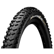 Continental gumiabroncs kerékpárhoz 58-559 Mountain King 2.3 Protection 26,0x2,3 fekete/fekete Skin, hajtogathatós