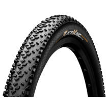 Continental gumiabroncs kerékpárhoz 55-559 Race King 2.2 ProTection 26x2,2 fekete/fekete, Skin hajtogathatós