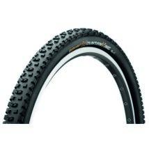 Continental gumiabroncs kerékpárhoz 60-559 Mountain King II 2.4 26x2,4 fekete/fekete, Skin hajtogathatós