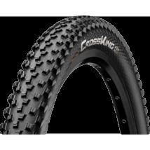 Continental MTB gumiabroncs kerékpárhoz 55-584 Cross King 2.2 27,5x2,2 fekete/fekete, Skin