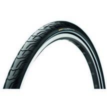 Continental gumiabroncs kerékpárhoz 37-590 CityRide II 26x1 3/8 fekete/fekete, reflektoros