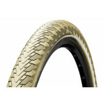 Continental gumiabroncs kerékpárhoz 55-559 Contact Cruiser 26x2,2 barna/barna, reflektoros