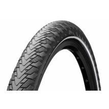 Continental gumiabroncs kerékpárhoz 50-622 Contact Cruiser 28x2,0 szürke/szürke, reflektoros