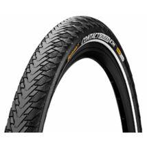Continental gumiabroncs kerékpárhoz 55-622 Contact Cruiser 28x2,2 fekete/fekete, reflektoros