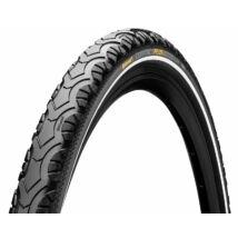 Continental gumiabroncs kerékpárhoz 47-559 Contact Plus Travel 26x1,75 fekete/fekete, reflektoros