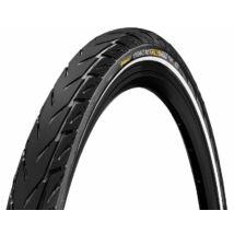 Continental gumiabroncs kerékpárhoz 55-559 Contact Plus City 26x2,20 fekete/fekete, reflektoros