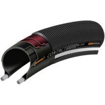Continental gumiabroncs kerékpárhoz 42-622 Contact Speed 700x42C fekete/fekete, Skin