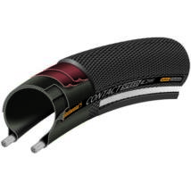 Continental gumiabroncs kerékpárhoz 50-584 Contact Speed 27,5x2,0 fekete/fekete, Skin reflektoros