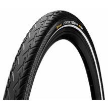 Continental gumiabroncs kerékpárhoz 37-622 Contact City 28x1 3/8x1 5/8 fekete/fekete, reflektoros