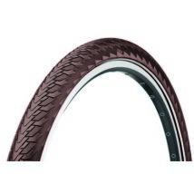 Continental gumiabroncs kerékpárhoz 622 CruiseContact barna/barna, reflektoros
