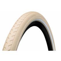 Continental gumiabroncs kerékpárhoz 37-622 RIDE Classic 28x1 3/8x1 5/8 krém/krém, reflektoros