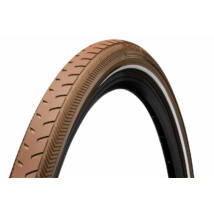 Continental Gumiabroncs Kerékpárhoz 40-635 Ride Classic 28x1 1/2 (1 3/8) Barna/Barna, Reflektoros