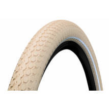 Continental gumiabroncs kerékpárhoz 55-559 RIDE Cruiser 26x2,2 krém/krém, reflektoros