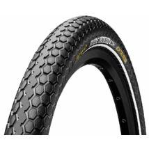 Continental gumiabroncs kerékpárhoz 55-559 RIDE Cruiser 26x2,2 fekete/fekete, reflektoros