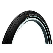 Continental gumiabroncs kerékpárhoz 55-622 RetroRide 28x2,2 fekete/fekete, reflektoros
