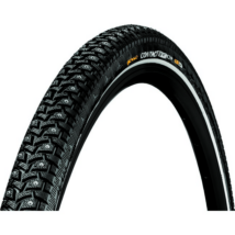 Continental gumiabroncs kerékpárhoz 37-622 Spike 240 700x35C fekete/fekete, reflektoros
