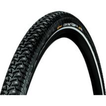Continental gumiabroncs kerékpárhoz 42-622 Spike 240 700x42C fekete/fekete, reflektoros
