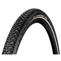 Continental gumiabroncs kerékpárhoz 42-622 Spike 120 700x42C fekete/fekete, reflektoros
