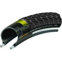 Continental Gumiabroncs Kerékpárhoz 50-584 Topcontact Winter Ii Premium 27,5x2,0 Fekete/Fekete, Skin Hajtogathatós Reflektoros