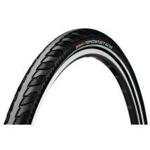 Continental gumiabroncs kerékpárhoz 50-559 TopContact II 26x2,0 fekete/fekete, Skin hajtogathatós reflektoros