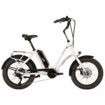 Corratec Life S AP5 RD 8 fehér-fekte 2021 E-bike