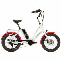 Corratec Life S AP5 RD 8 fehér-piros 2021 E-bike